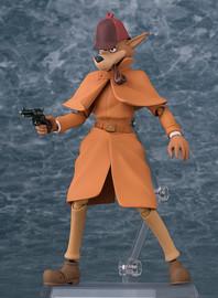 Sherlock Hound Figma - Articulated Figure