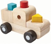 PlanToys - Truck Sorting Puzzle