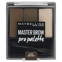 Maybelline Eye Studio Master Brow Pro Palette - Deep Brown