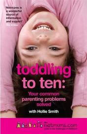 Toddling to Ten by Siobhan Freegard image