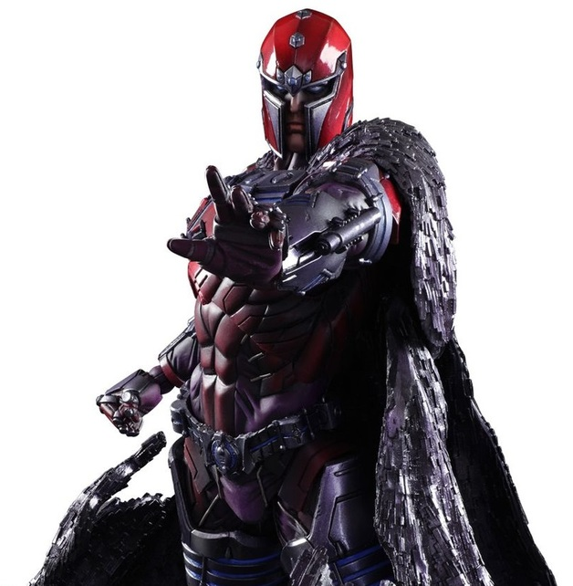 Marvel Universe: Magneto - Variant Play Arts Kai Figure