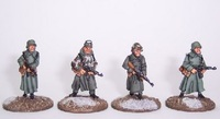 Artizan: Late War Germans (Winter) MP44 (4pc)