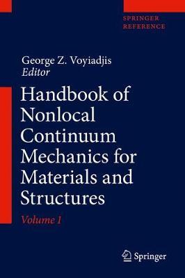 Handbook of Nonlocal Continuum Mechanics for Materials and Structures image