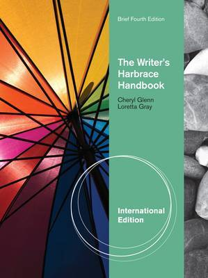 The Writer's Harbrace Handbook by Cheryl Glenn image