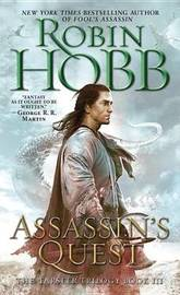 Assassin's Quest (The Farseer Trilogy #3) by Robin Hobb