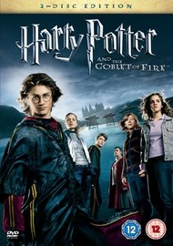 Harry Potter and the Goblet of Fire (2 Disc) on DVD image