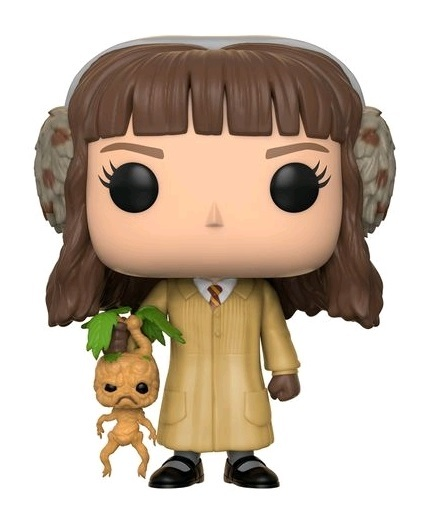 Harry Potter - Hermione Granger (Herbology) Pop! Vinyl Figure