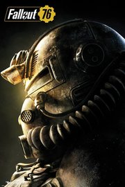 Fallout 76 - T5IB Power Armour Helmet Maxi Poster (847)