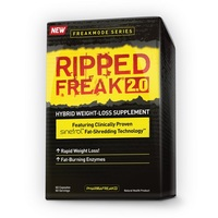 Ripped Freak Fat Burner 2.0 image