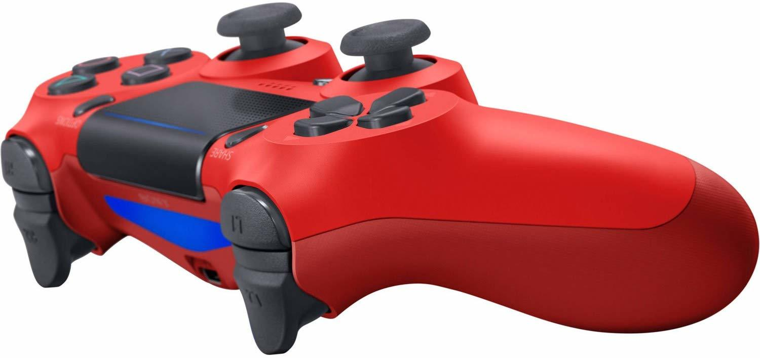 PlayStation 4 Dual Shock 4 v2 Wireless Controller - Magma Red for PS4 image
