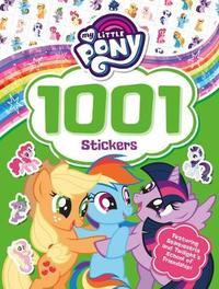 My Little Pony 1001 Stickers by Egmont Publishing UK