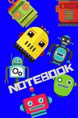 Notebook by Tom Reg