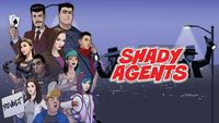 Shady Agents - Party Game