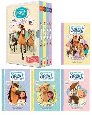 Spirit: Chapter Book Boxed Set