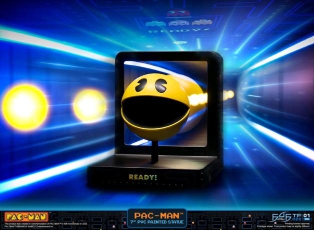 "Pac-Man - 7"" PVC Statue"