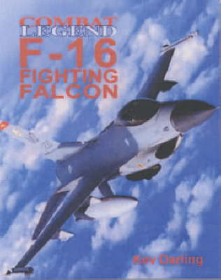 F-16 Fighting Falcon by Kev Darling image