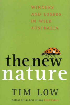 The New Nature by Tim Low image