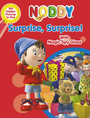 Surprise, Surprise!: Magic Spy Glass Book: Bk. 1 by Enid Blyton image