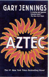 Aztec by Gary Jennings image