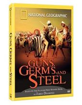 National Geographic - Guns, Germs And Steel: Special Edition on DVD