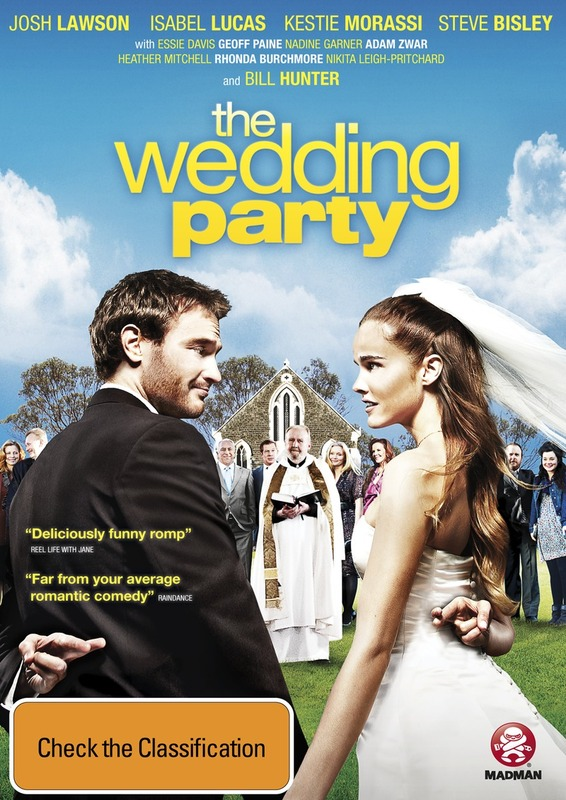 The Wedding Party on DVD