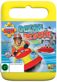 Fireman Sam: Ocean Rescue! on DVD