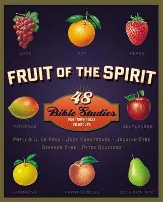 Fruit of the Spirit by Phyllis J. LePeau image