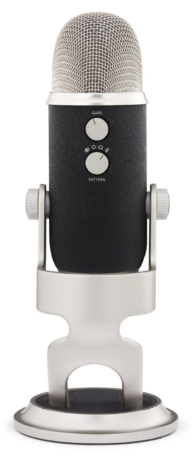 Blue Microphones Yeti Pro USB & XLR Microphone for  image