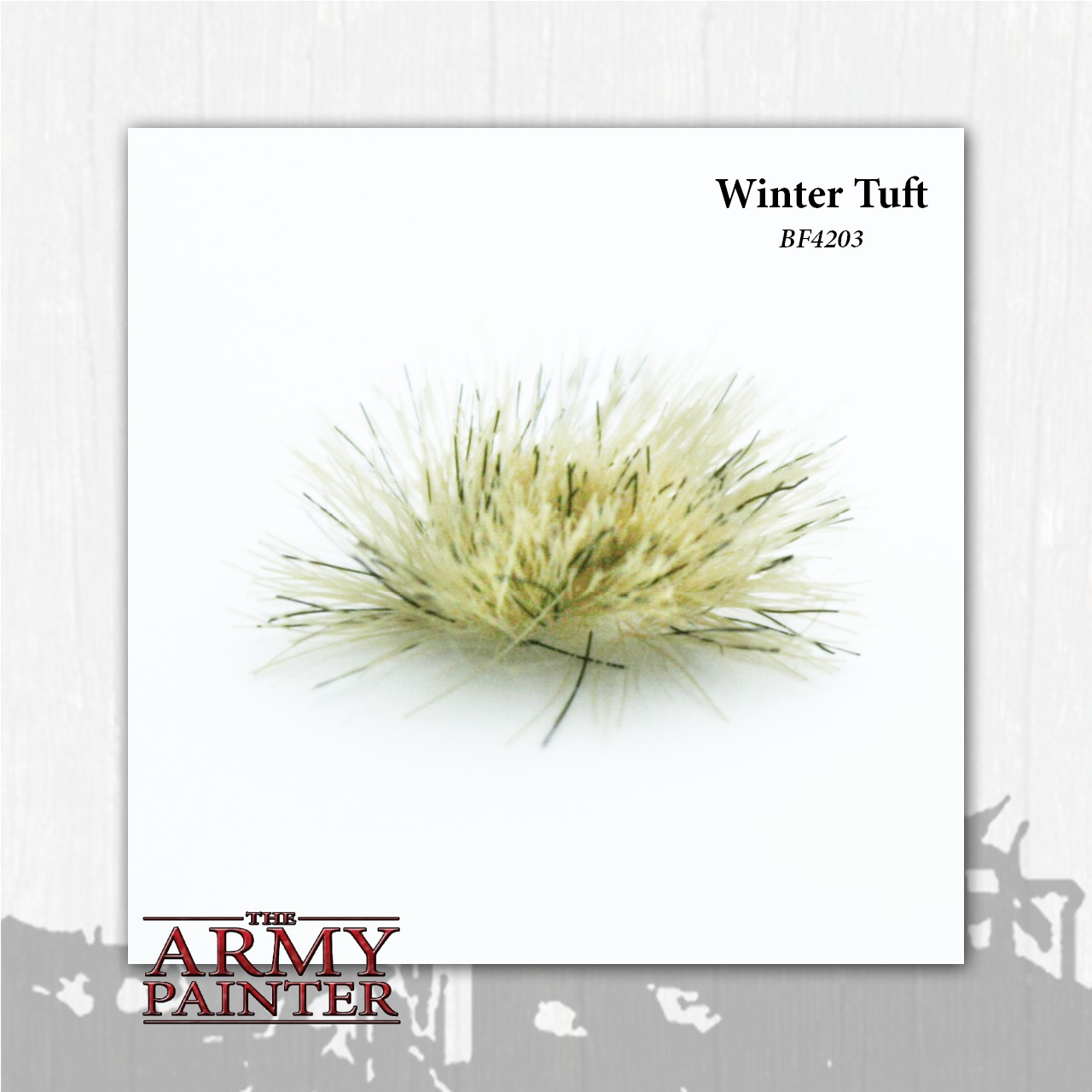 Army Painter Winter Tuft (2016) image