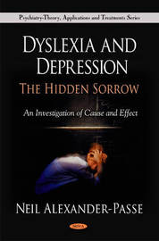 Dyslexia and Depression by Neil Alexander-Passe image