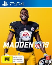 Madden NFL 19 for PS4 image