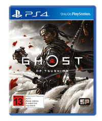 Ghost of Tsushima for PS4