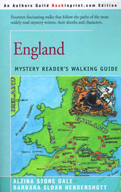 Mystery Readers Walking Guide: England by Alzina Stone Dale image