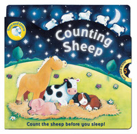 Counting Sheep by Rachel Elliot image