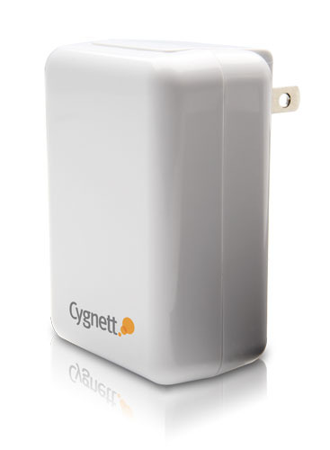 Cygnett GROOVE POWER CHARGE - AC POWER TRAVEL PACK
