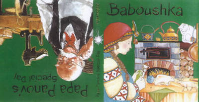 Baboushka Papa Panov by Arthur Scholey