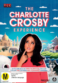 The Charlotte Crosby Experience on DVD