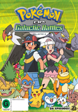 Pokemon: Diamond and Pearl - Season 12 Collection 2 on DVD