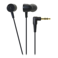Audio-Technica ATH-CKL220 In-ear Headphones (Black)