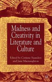 Madness and Creativity in Literature and Culture image