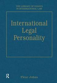 International Legal Personality image
