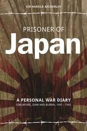 Prisoner of Japan by Harold Atcherley