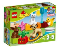LEGO DUPLO - Family Pets (10838)