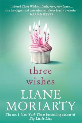 Three Wishes by Liane Moriarty image