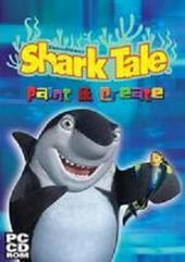 Shark Tale: Paint & Create Essential Collection for GameCube