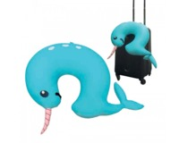 Gama-Go: Narwhal - Travel Cushion