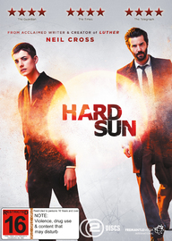 Hard Sun - Season 1 on DVD
