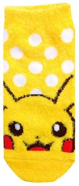 Pokemon Ladies Socks - Pikachu Polka Dot