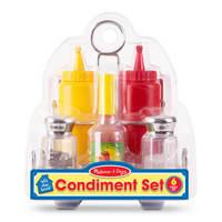 Melissa & Doug: Condiments - Playset