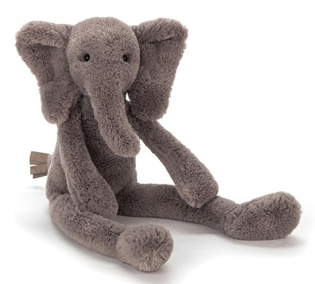 Jellycat: Pitterpat Elephant - Medium Plush